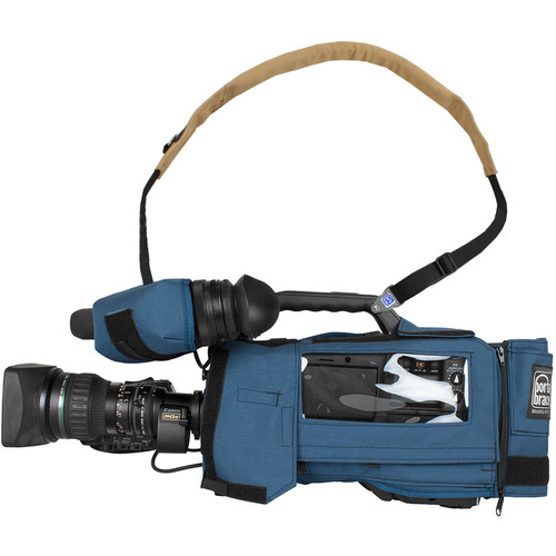 Porta Brace CBA-PX5000 Camera BodyArmor for Panasonic AJ-PX5000 Camcorder (Blue)