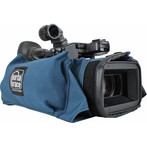 Porta Brace Camera Body Armor for Sony PXW-Z150 (Blue)