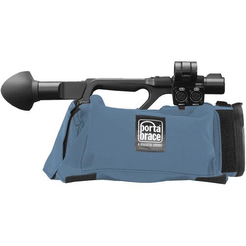 PortaBrace Body Armor for Sony PXW-Z280 Camera (Blue)