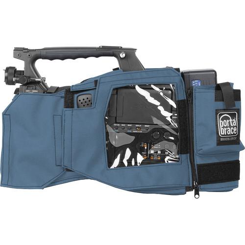 PortaBrace BodyArmor for Sony PXW-Z450 Camera (Blue)