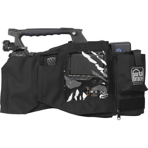 Porta Brace BodyArmor for Sony PXW-Z450 Camera (Black)