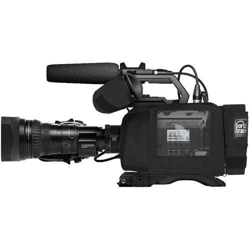 PortaBrace Body Armor for Blackmagic URSA Broadcast Camera (Black)