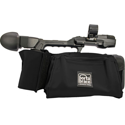 Porta Brace CBA-XF305B Camera Body Armor (Black)