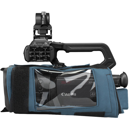 Porta Brace Protective Cover for Sony XF405 Camcorder (Blue)