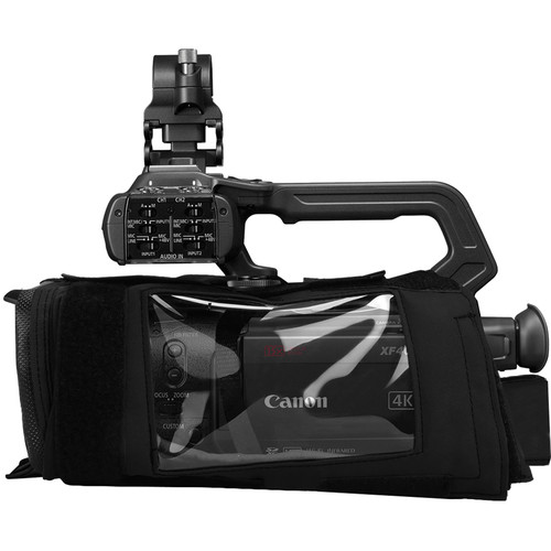 PortaBrace Protective Cover for Sony XF405 Camcorder (Black)