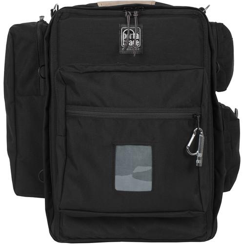 Porta Brace Lightweight Panasonic Cinema Backpack with Off-Road Wheels