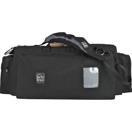 Porta Brace Ultra-Light Cordura Cinema Case for Panasonic AAU-EVA1 Rigs (Long)