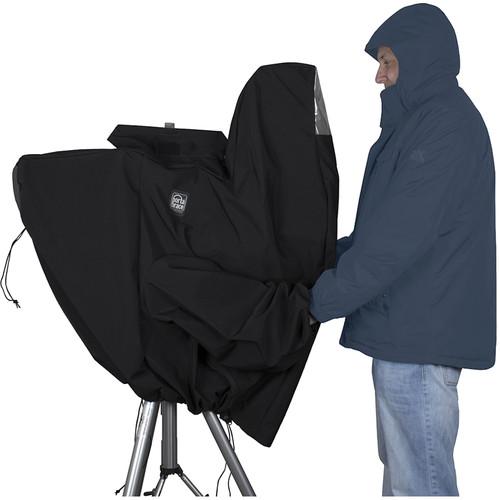 Porta Brace Cloak-Style Stadium Rain Cover for URSA Broadcast Camera Setups