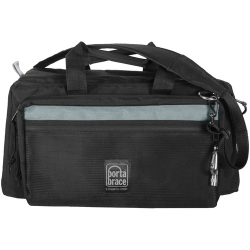 Porta Brace Soft-Sided Case with Quick-Zip Lid for Compact Camcorders and DSLR Rigs