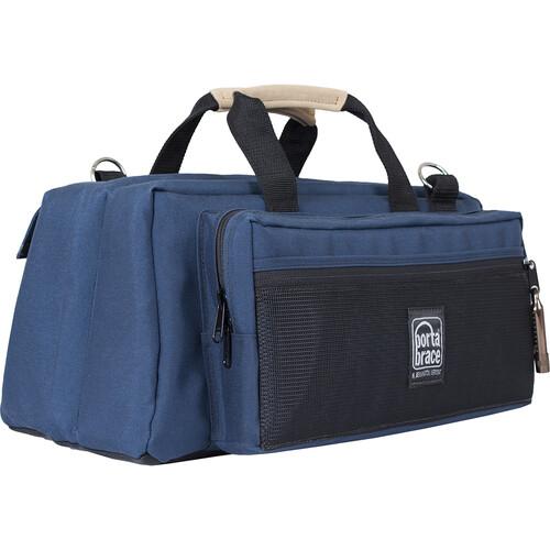 Porta Brace CS-DV3U Camcorder Case and Quick Slick Mini Rain Cover Kit (Blue)