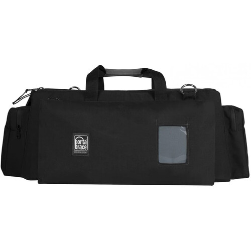 PortaBrace Lightweight Case with Quick-Zip Lid for Compact Camcorder or DSLR