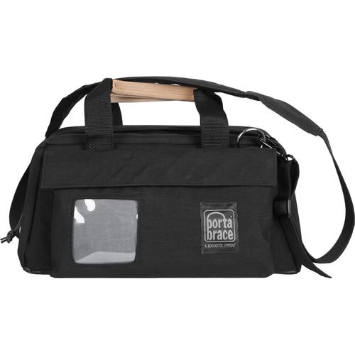 Porta Brace Rugged Cordura Carrying Case for Nikon Z6, Z7 (Black)