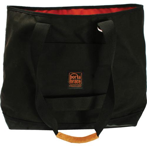 Porta Brace Professional Make-up Sack Pack (Black/Copper)