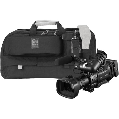 Porta Brace Traveler Padded Carrying Case for JVC GY-HM850 Camcorder
