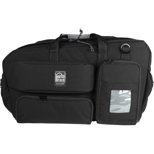 Porta Brace Lightweight Traveler-Style Carrying Case with EVF Protection for URSA Mini Pro