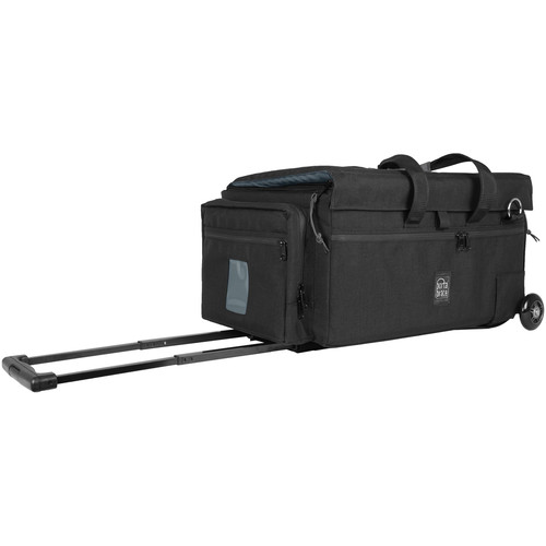 Porta Brace DVO-3ROR Wheeled Case for Camera and Matte Box (Black)