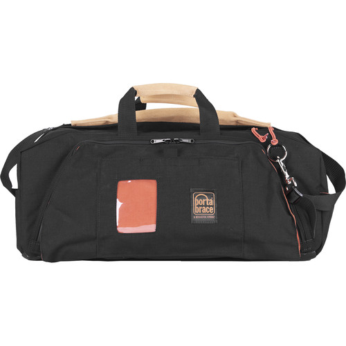 Porta Brace Flight Bag for Lighting or Camera Gear (Black)