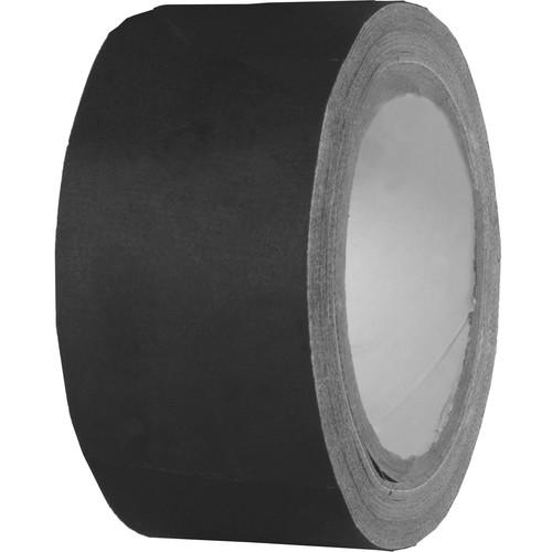 "PortaBrace Gaffer Tape (2"" x 18 yd, Black)"
