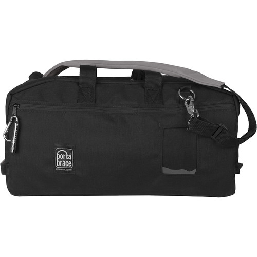 Porta Brace Cordura Carrying Run Bag for Grip Essentials (Black)