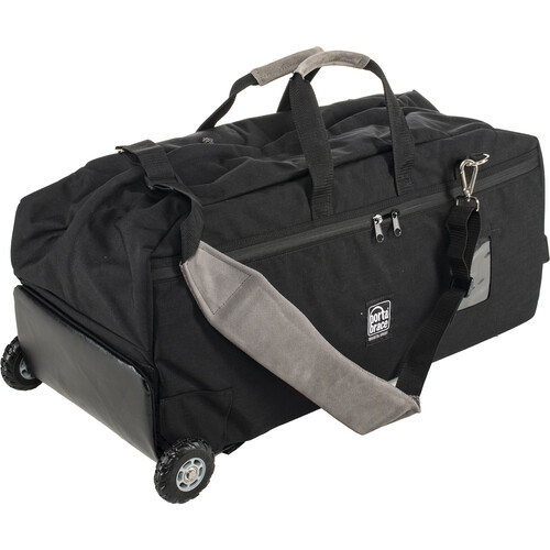 Porta Brace Large Wheeled Case for Grip Equipment (Black)