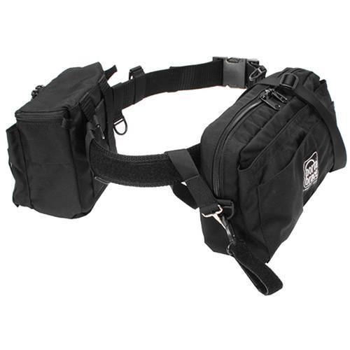Porta Brace Two-Storage Grip Pouch with Belt & Gaffer Tape Spooler