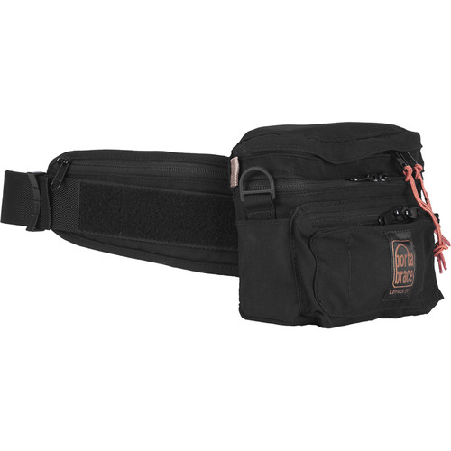 Porta Brace HIP-2AUD Hip Carry Pack for Zoom F8 & Sound Devices 663 Recorders
