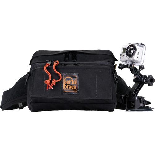 Porta Brace HIP-2GP Hip-Pack for GoPro Cameras (Black)