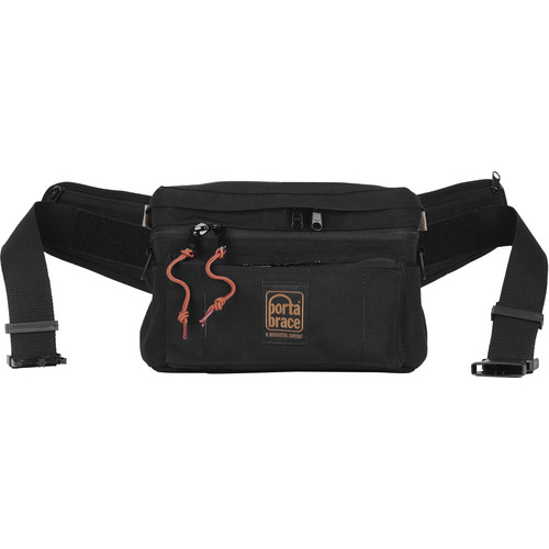 Porta Brace Hip-Pack Style Carrying Case for Zacuto Gratical Rig