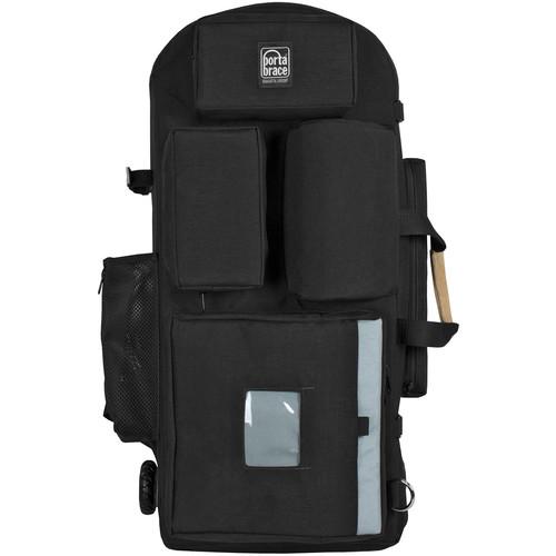 Porta Brace Hiker Wheeled Rigid-Frame Backpack for Sony PXW-X400