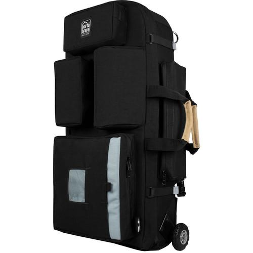 Porta Brace Wheeled Hiker Backpack Case for Sony PXW-X400 Camera