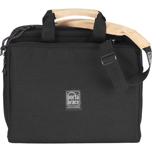 Porta Brace Protective Carry Case For Ikan IFB576 LED Light (Black)