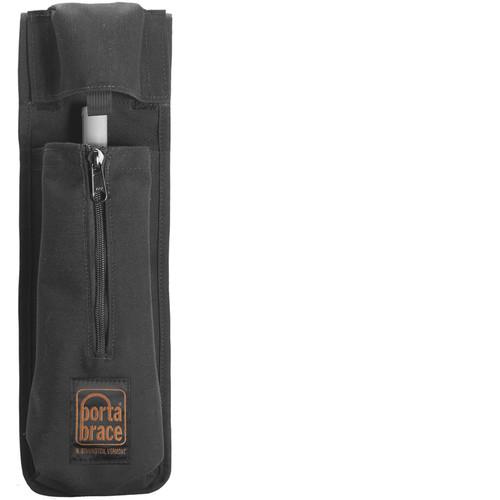 "Porta Brace MH-4B 17"" Microphone Holster (Black)"