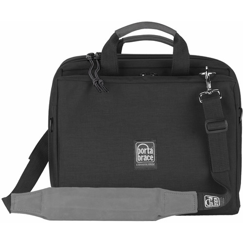 Porta Brace Carrying Case with Strap for Mackie ProFX12v3 Mixer