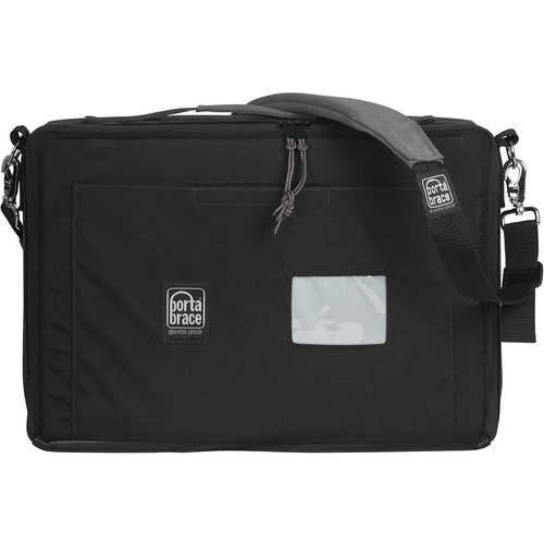 Porta Brace Custom-Fit Carrying Case and Field Visor for SmallHD 1703 Monitor