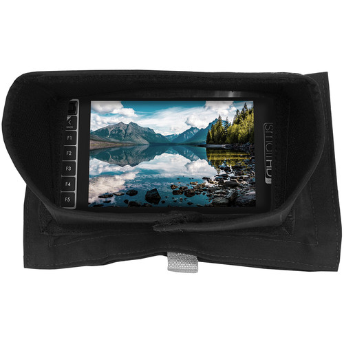 Porta Brace Field Case with Foldout Visor for SmallHD 703 Monitor
