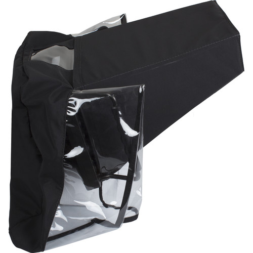 Porta Brace Rain & Dust Cover with Visor for Panasonic AK-HVF100 Monitor
