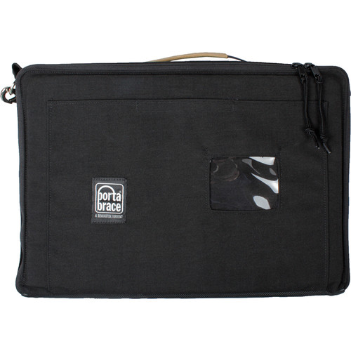 Porta Brace Custom-Fit Carrying Case with Visor for Atomos Sumo Monitor