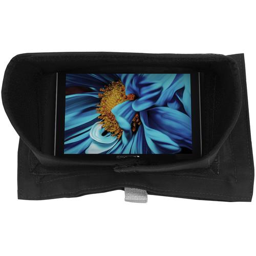 Porta Brace Field Case with Foldout Visor for SmallHD Focus 7 Monitor