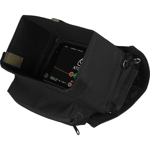 Porta Brace Monitor Case and Foldout Visor for Atomos Shogun Inferno Monitor