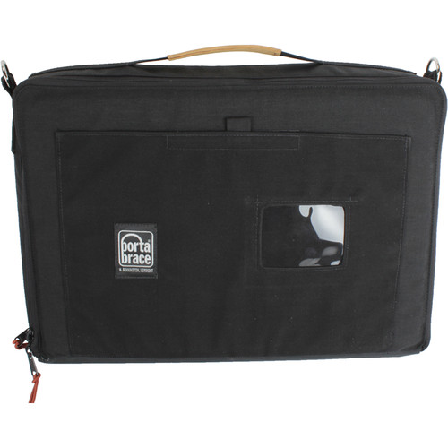 Porta Brace MO-LH1710B Flat Screen Monitor Case for Panasonic Monitors (Black)