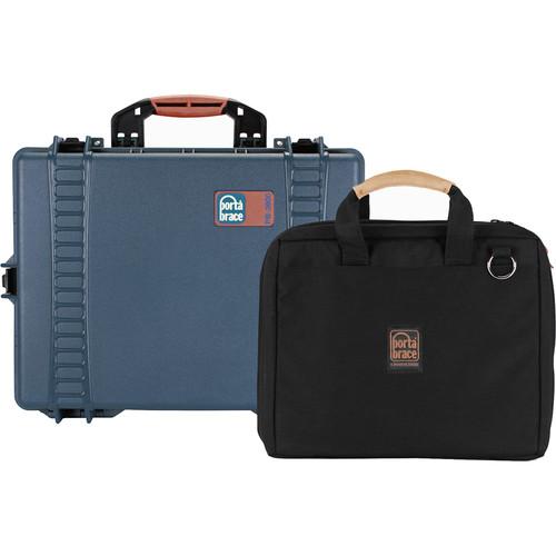 Porta Brace PB-2600E Equipment Hard Case and PR-C2LED Soft Padded Light Case