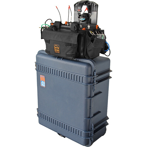 Porta Brace PB-2750DKAUD Hard Case (Blue)