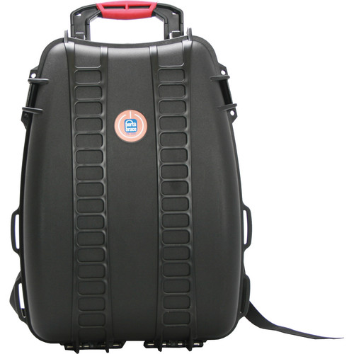 Porta Brace PB-3500F Hard Shell Backpack with Foam Interior (Black)