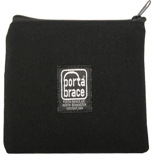 "Porta Brace PB-B9MICRO Padded Veltex Pouch for Blackmagic Micro Camera (9 x 9"")"