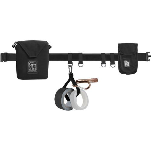 PortaBrace Gaffer Tape Belt and Double Pouch Kit