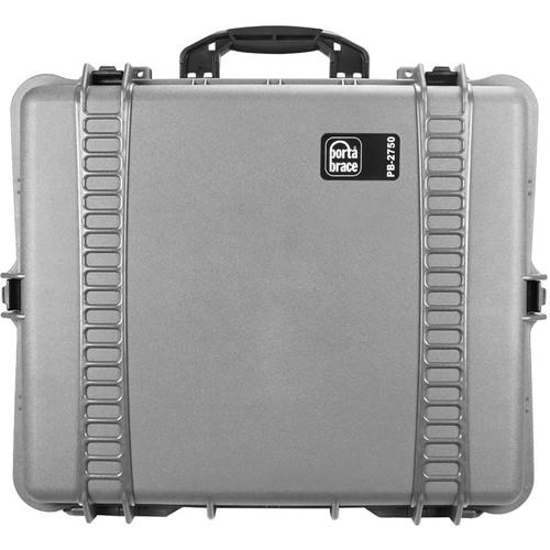 PortaBrace Hard Case With Custom Padded Divider Kit For Blackmagic Design URSA Mini Pro