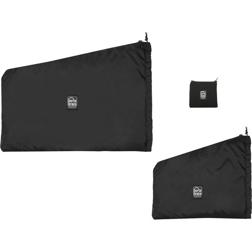Porta Brace Pouch Set for Select Compact Cameras (Large & XL, Black)