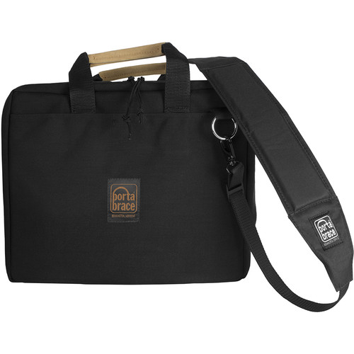 Porta Brace Custom Carry Case for ikan MW8 Mylo Light (Black)