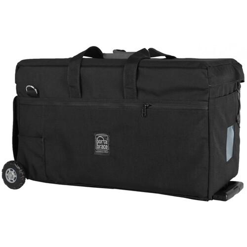 Porta Brace RIG-2SRKOR Camera Case with Wheels (Black)