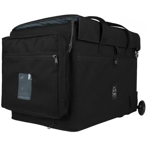 Porta Brace RIG-3SRKOR Large RIG Camera Case and Interior Kit with Off-Road Wheels